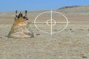 لعبة تصويب الصحراء