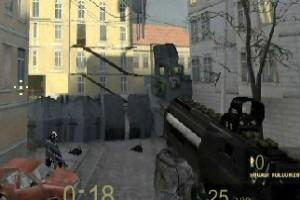 لعبة قتال Half-Life