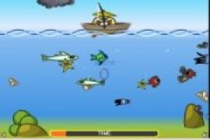 لعبة مغامرة صيد الاسماك