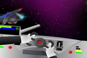 لعبة سفن الفضاء