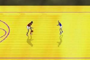 لعبة كرة السلة 2016