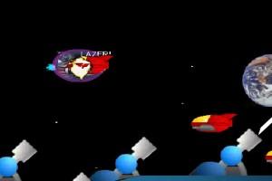 لعبة طائرات الفضاء 2015