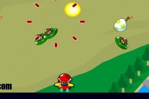 لعبة ماريو المقاتل الطائر