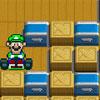 لعبة سوبر ماريو القنابل