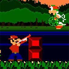 لعبة عصابة ماريو