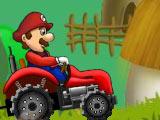 لعبة ماريو فى المزرعة