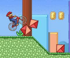 العاب ماريو سباق دراجات