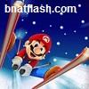 لعبة ماريو التزحلق على الجليد