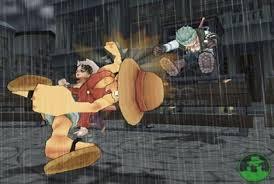 لعبة اكشن ون بيس يحارب القراصنة one piece