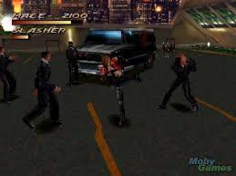لعبة قتال الشوارع جديدة