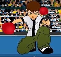 لعبة ملاكمة بين 10
