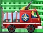 لعبة سيارة الاطفاء للاطفال