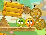 لعبة حماية البرتقالة الجزء الأول