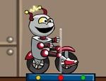 لعبة دراجة الروبوتات الذكية