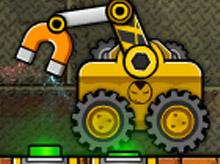 لعبة شاحنة نقل الصناديق 4