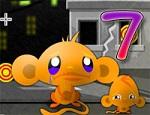 لعبة القرد السعيد 7
