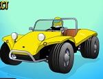 لعبة السباق المعلق سيارات
