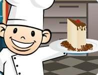 لعبة طبخ كعكة الجبن