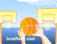 لعبة كرة السلة للمحترفين
