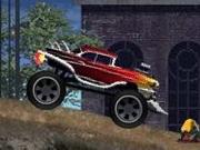 لعبة سيارات قتال الزومبي 2