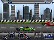 لعبة سيارات كراش تيم فور