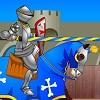 لعبة الفارس الشجاع