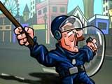لعبة شرطة المدينة