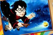 العاب هاري بوتر الساحر فقط