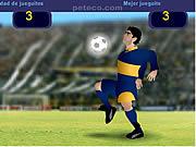 لعبة مهارات مارادونا