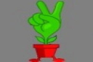لعبة مغامرة النبته الخضرا