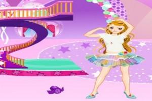لعبة ديكور حفلة البنات