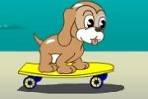 مغامرة الكلب اللطيف