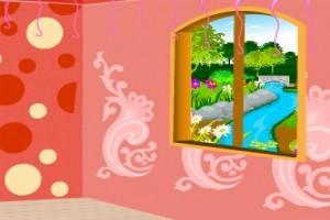 لعبة ديكور غرفة الحب
