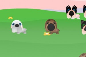 لعبة الذاكره البحث عن الكلب