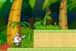 لعبة مغامرات الارنب الصغير