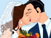 العاب قبلة الحب