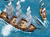العاب حرب السفن