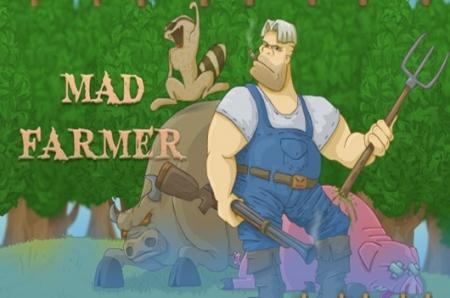 العاب المزارع المجنون