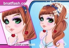العاب بنات مكياج جديدة 2013