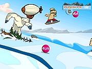العاب التزلج على الجليد الجديدة