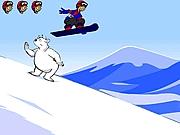 العاب التزحلق على الثلج