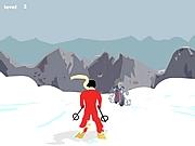 العاب التزحلق على الجليد اون لاين
